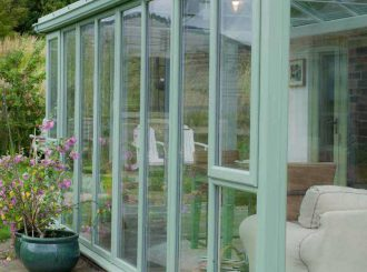 Conservatory - Green